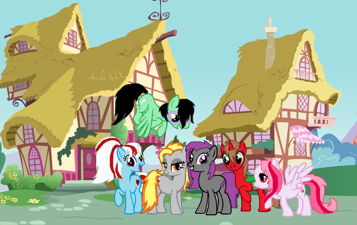 My little pony marisa adventures bronies wiki fandom - My little pony wikia ...