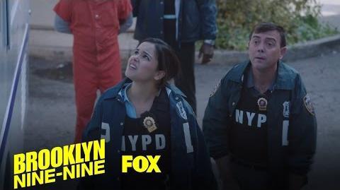 Boyle Tells Amy She Is Ovulating Season 4 Ep