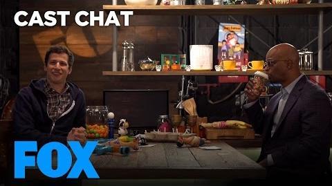 Character Meal Andy Samberg & Damon Wayans Season 1 FOX BROADCASTING