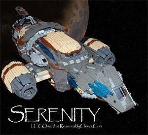 Legoserenity