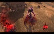 Hate Cage Multiplayer Tutorial Video Double Team Stomp Attack