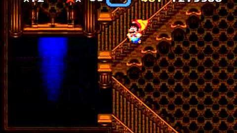 Brutal Mario - Dark Castle