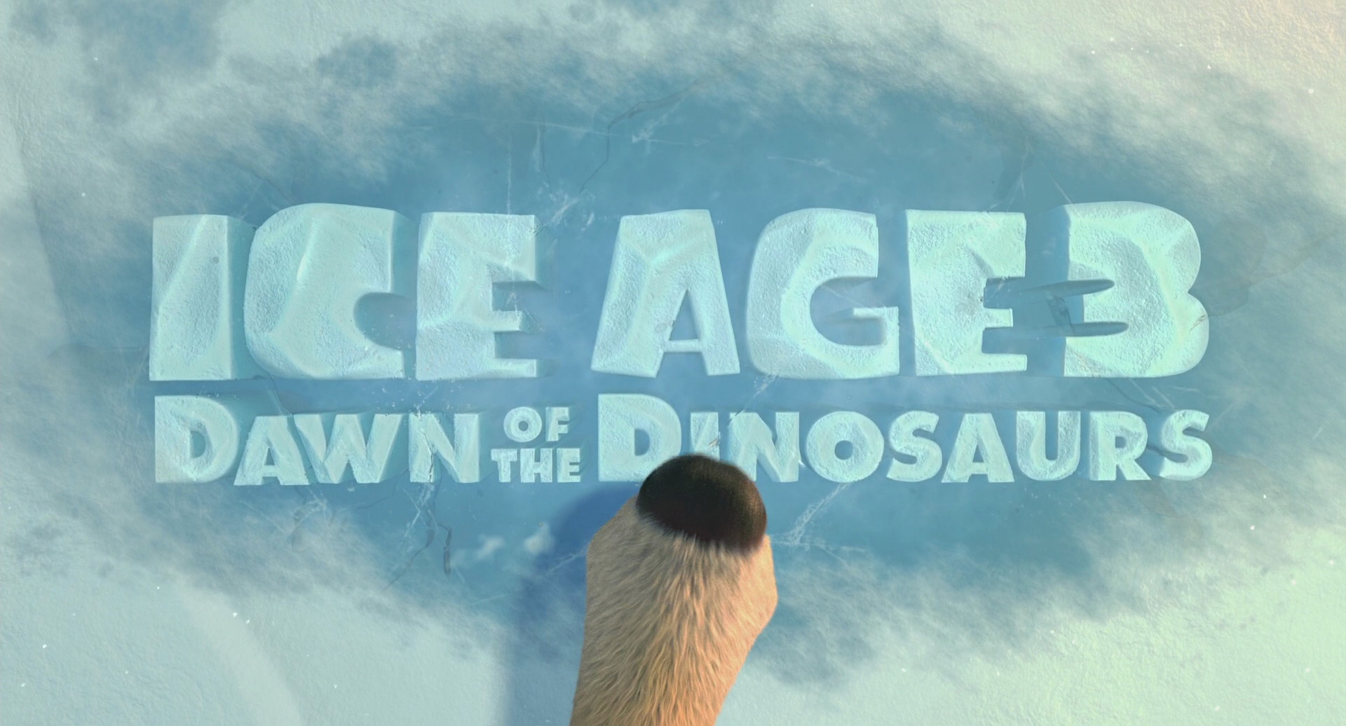 Image - Ice-age-dawn-of-the-dinosaurs-title.jpg | Blue Sky Studios Wiki | Fandom powered by Wikia