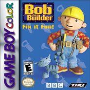 Bob the Builder Fix it Fun! Box Front