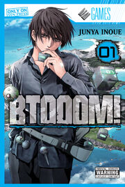 Btooom Vol. 1 Yen Press