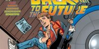 Back to the Future: Untold Tales and Alternate Timelines 1