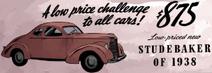 Studebaker of 1938