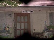 Gertrude Tannen sign