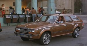 Jennifers dad amc eagle
