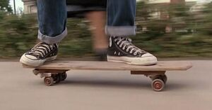 Skateboard 1955
