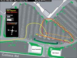Puentehillsmall-map