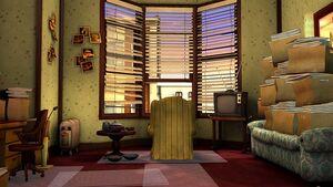 Edna's apartment