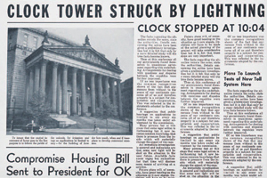 File:Clock Tower Struck by Lightning.jpg
