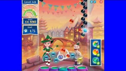 how to pass bubble witch saga level 311