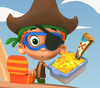 Nonny pirate again