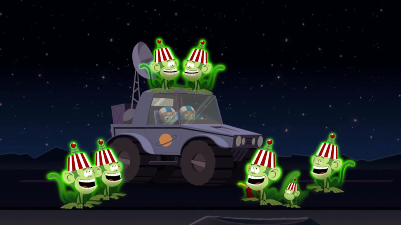 Moon Monkeys Bubble Guppies Wiki Fandom Powered By Wikia