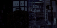 Occult Bookstore