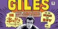 Freaky Giles Day
