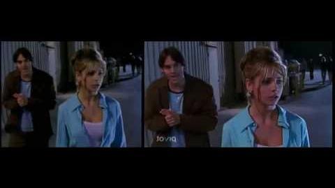Buffy - HD Remaster Comparison