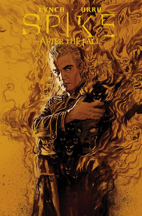 Buffyverse Comic Reviews: Brian Lynch's Spike