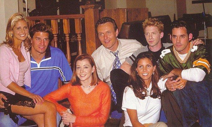 Buffy The Vampire Slayer Season 3 Season-3-cast-buffy-the