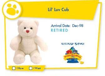 Lil' Luv Cub