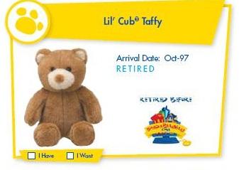 Lil' Cub Taffy