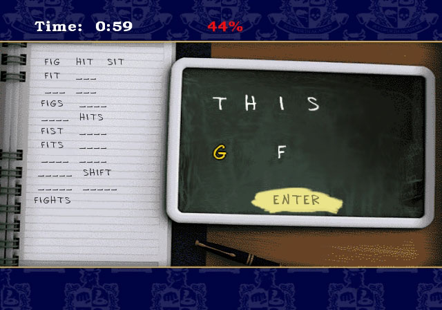 Bully Game English Class 3 Answers