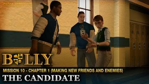 The Candidate - Mission -10 - Bully-PC version