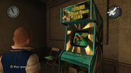 FSR 2165 Arcade