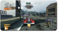 Burning Route 500GT