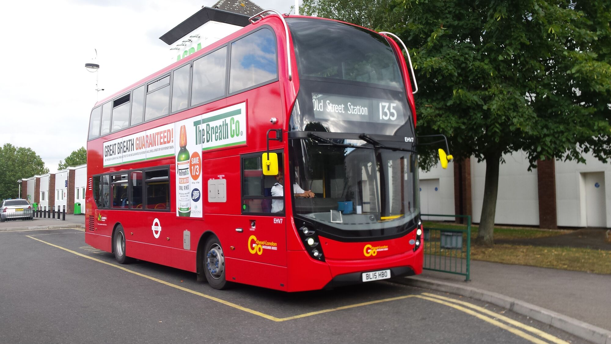 London Buses Route 135 Bus Routes In London Wiki
