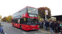 London Bus Route 371