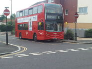 London Buses route E1