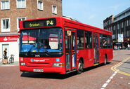 London Buses route P4