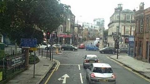 London Buses Route E2-0