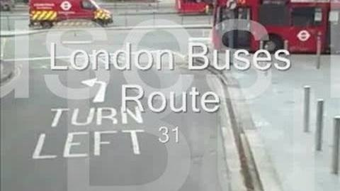 London Buses Route 31