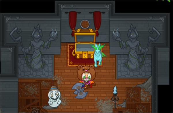 Nate's Castle Adventure Banner