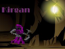 Style kirgan
