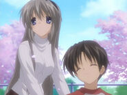 Tomoyo Sakagami | Clannad Wiki | Fandom powered by Wikia