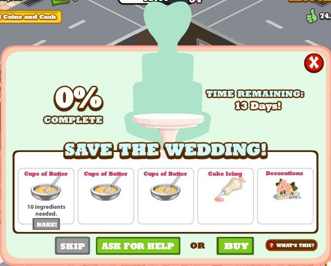 Cafe-world-save-the-wedding