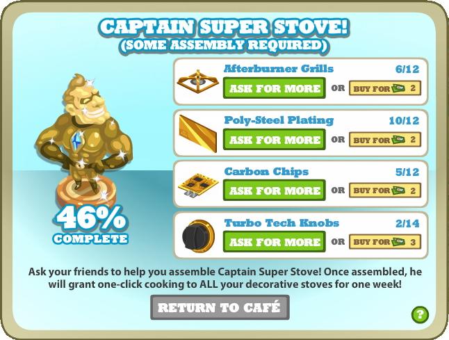 Captain Super Stove2