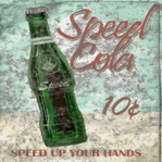 Speed Cola Poster WaW