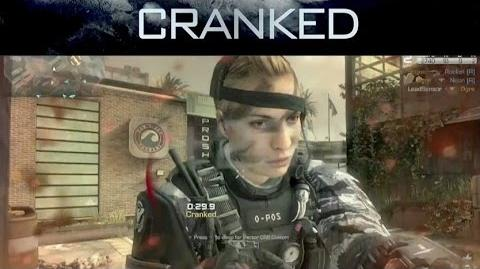CoD Ghosts Cranked Gameplay on Strikezone