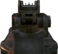 PDW-57 Iron Sights BOII