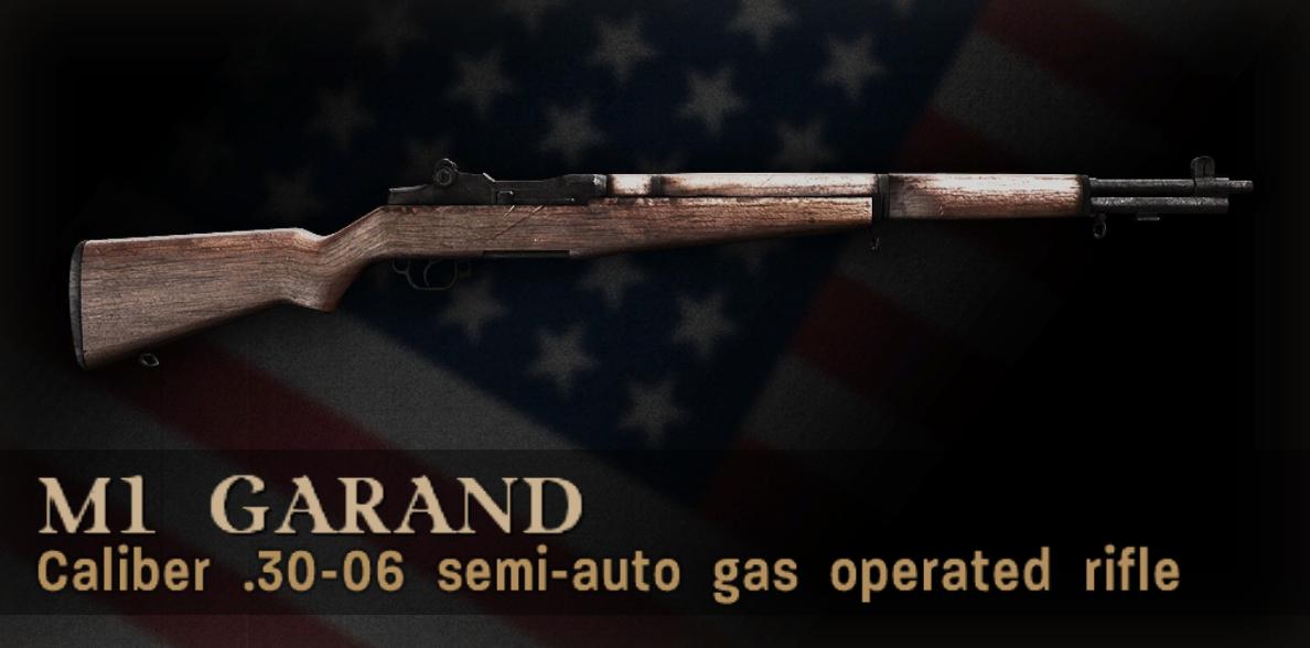 File:M1 Garand Menu Icon CoD3.png