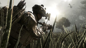 COD Ghosts In The Weeds
