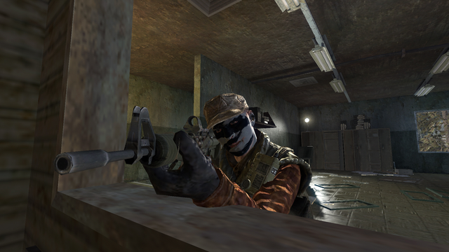 File:AdvancedRookie Radiation soldier aiming Commando RDS.png