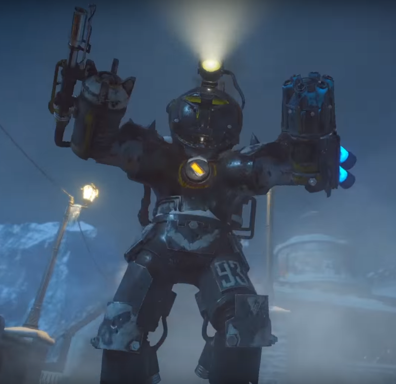 Image Panzer Full Body Der Eisendrache Bo3 Png Call Of
