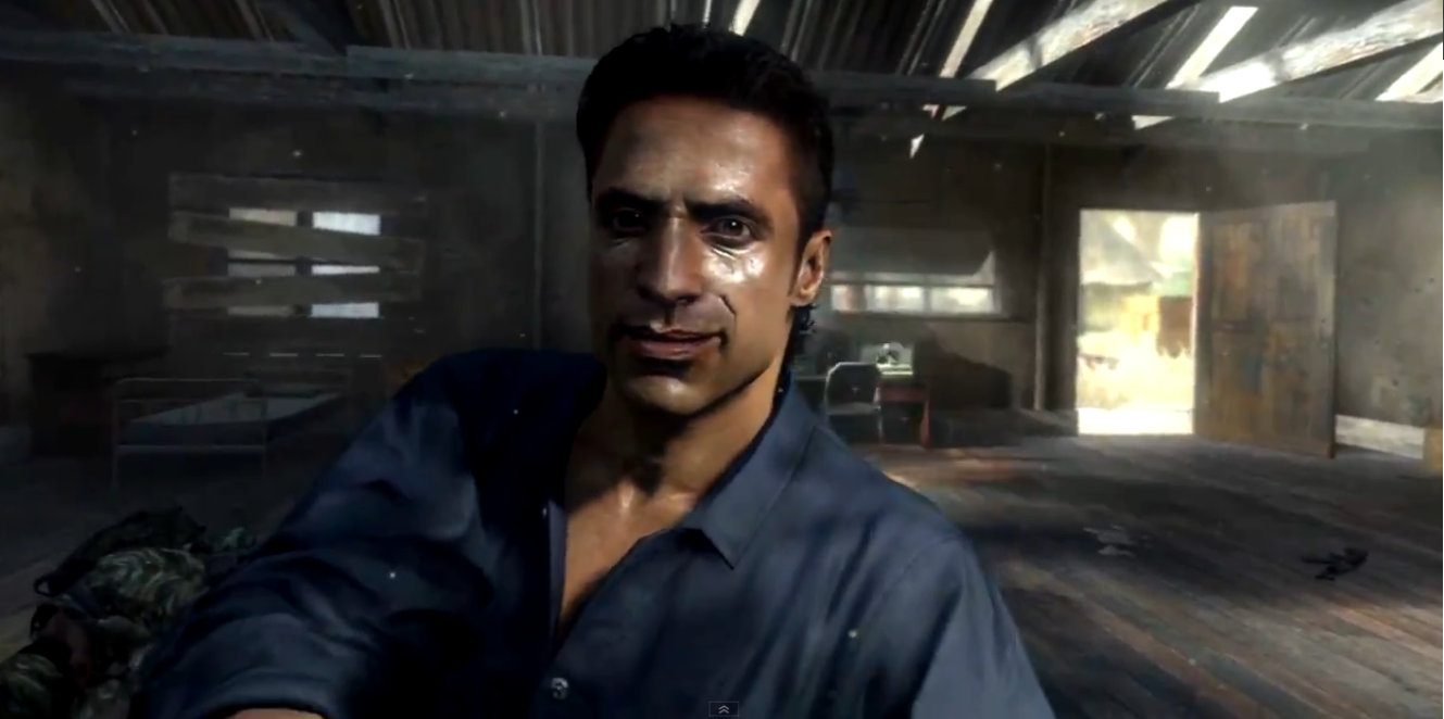 Call of Duty: Black Ops 2 - Raul Menendez, Villain Trailer - YouTube